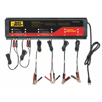 BusPro-600s AutoMeter Battery Charger