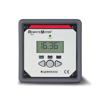 RM-1 Morningstar Charge Controller